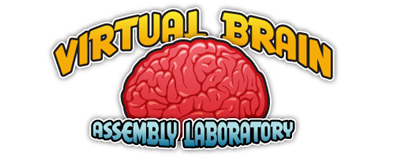 Virtual Brain Assembly Laboratory Game